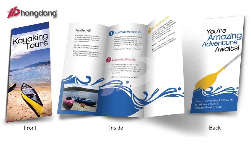 Mẫu brochure 01