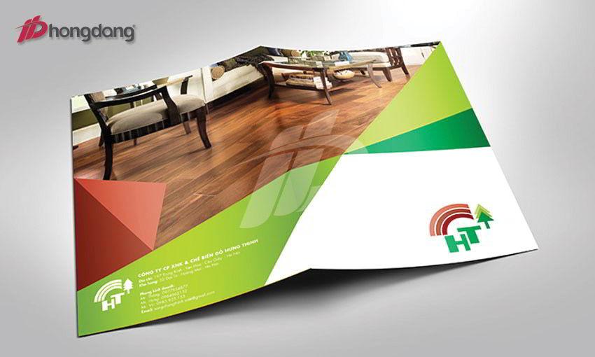 Mẫu brochure 06