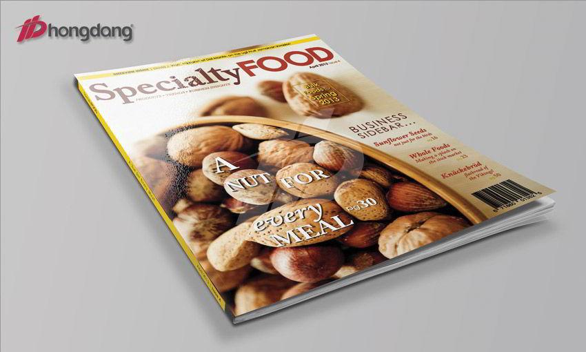 Mẫu sách, tạp chí 05