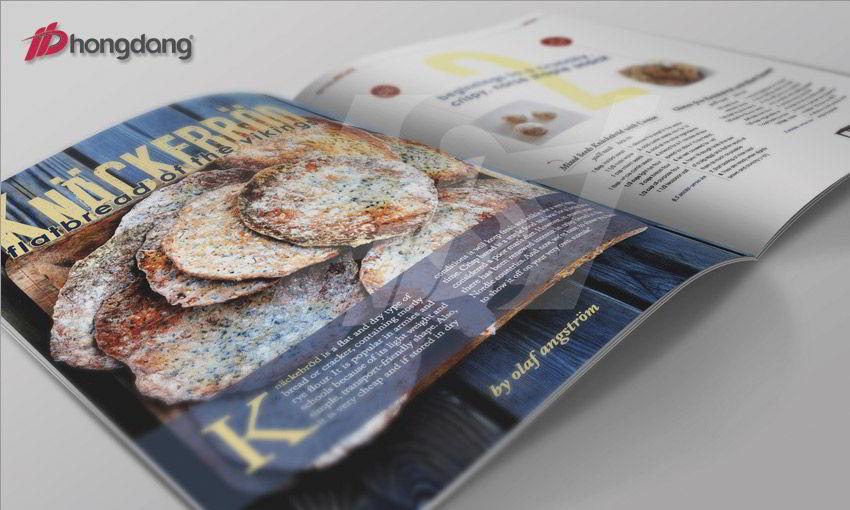 Mẫu sách, tạp chí 07