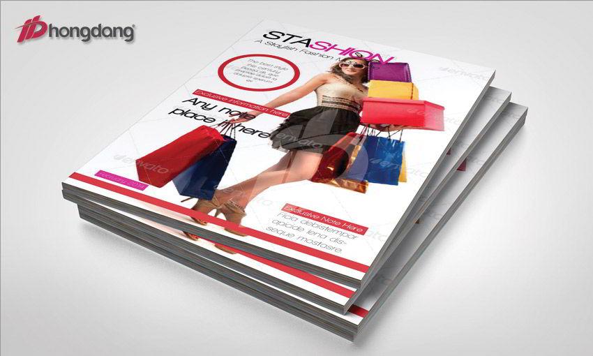 Mẫu sách, tạp chí 09