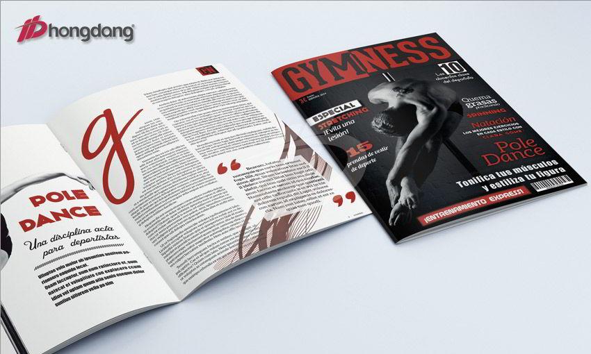 Mẫu sách, tạp chí 12