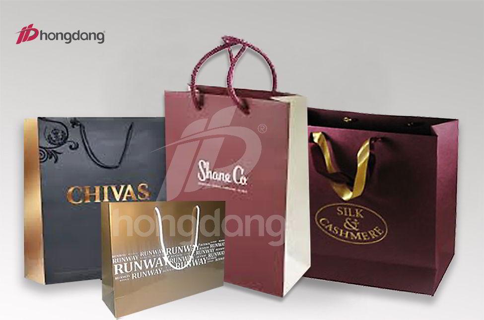 In túi giấy, túi xách giấy giá rẻ tại Hà Nội