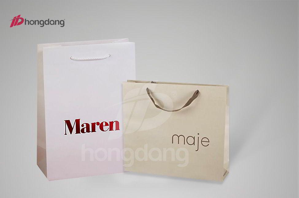 In túi giấy cho shop thời trang đẹp giá rẻ