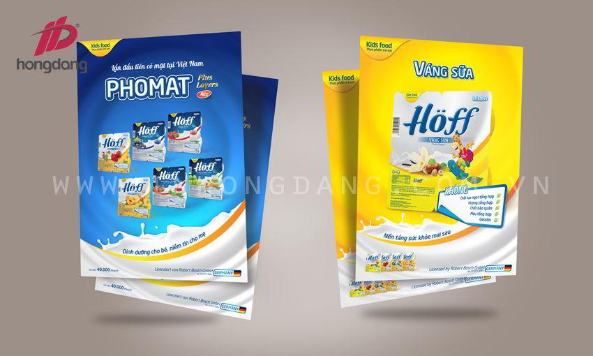 Dịch vụ thiết kế poster giá rẻ tại Hà Nội
