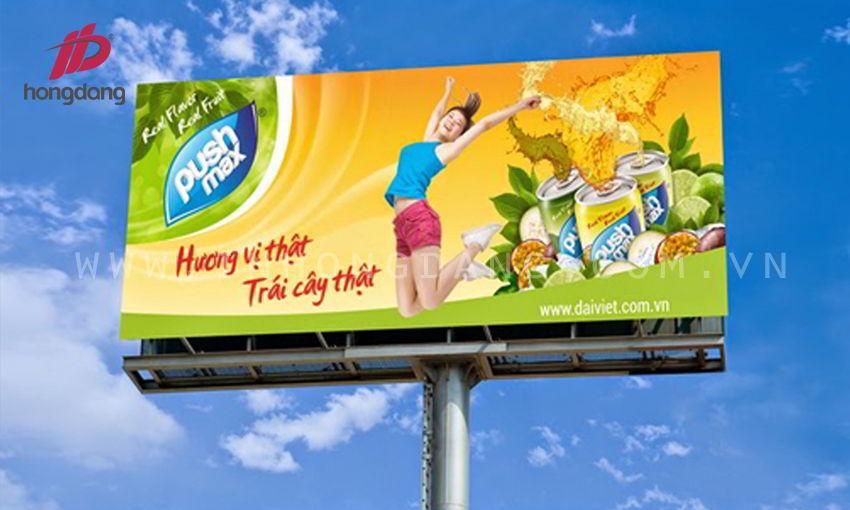 In biển quảng cáo giá rẻ - chuyên nghiệp - uy tín tại Hà Nội