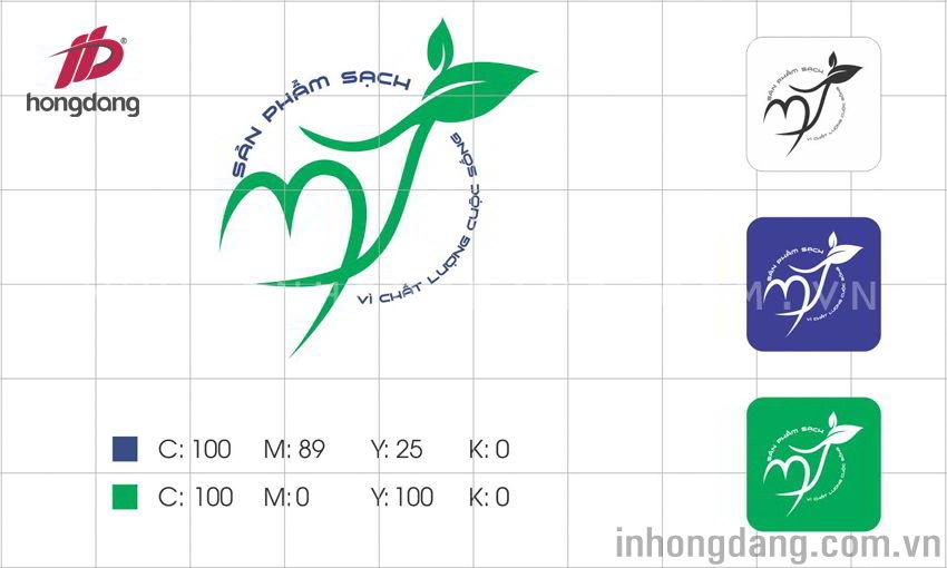 Dịch vụ thiết kế logo đẹp, chuyên nghiệp, giá rẻ tại Hà Nội