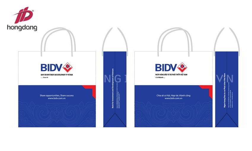 Dịch vụ thiết kế túi giấy chuyên nghiệp - uy tín - giá rẻ tại Hà Nội