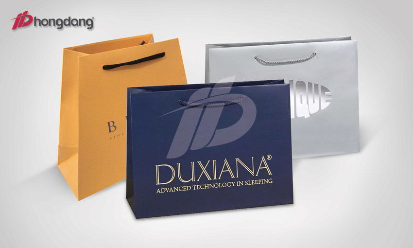 In túi giấy - Chiến lược quảng cáo hiệu quả