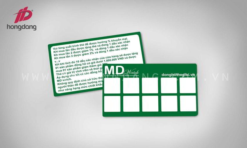 Tuyệt chiêu chăm sóc khách hàng với thẻ tích điểm