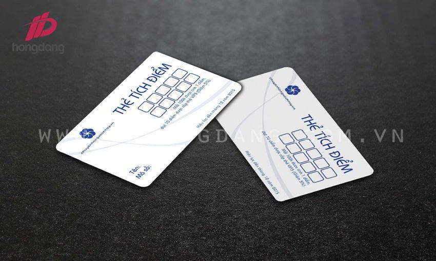 Lợi ích tuyệt vời mà thẻ tích điểm mang lại