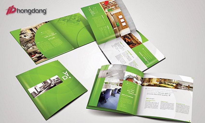 Địa chỉ in catalogue chuyên nghiệp tại Hà Nội