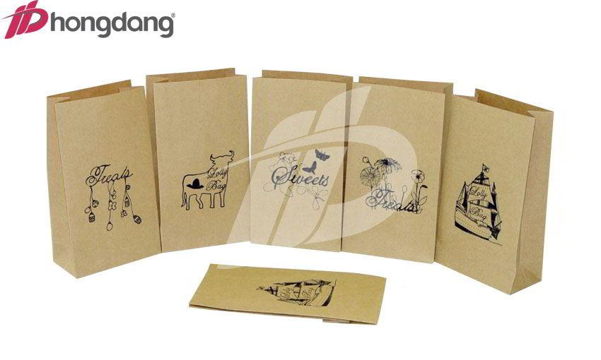 In túi đựng bánh mì - xây dựng thương hiệu Việt