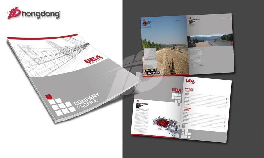 Nguyên tắc thiết kế Catalogue cho các doanh nghiệp