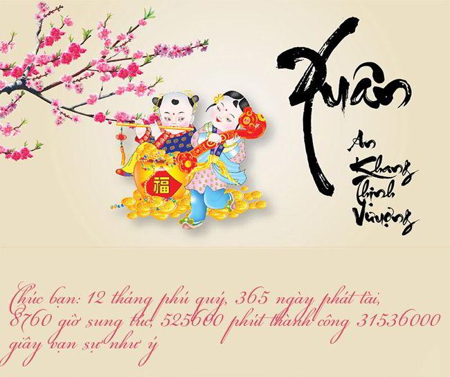 Mẫu thiệp chúc mừng năm mới đẹp 01