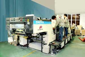 Xưởng in offset giá rẻ tại Hà Nội