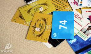 Các mẫu thẻ VIP đẹp nhất tại Hồng Đăng