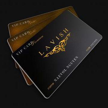 In thẻ VIP giá rẻ, in nhanh lấy ngay trong ngày
