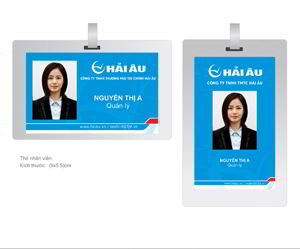 Sự cần thiết của in thẻ nhân viên