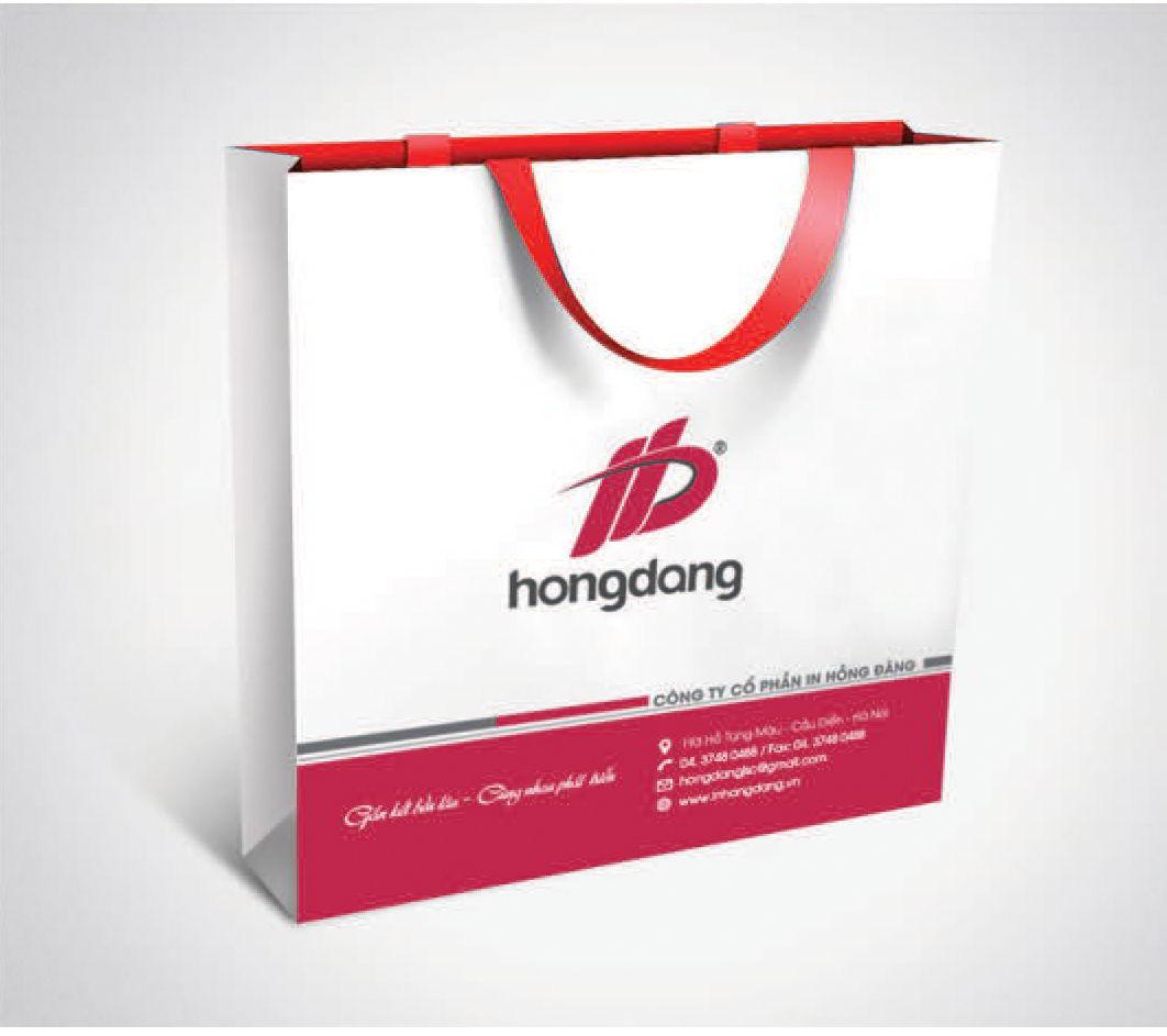 Xây dựng thương hiệu từ những chiếc túi giấy