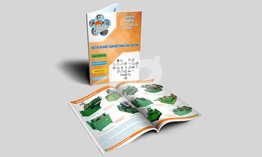 Địa chỉ in Catalogue chất lượng tại Hà Nội
