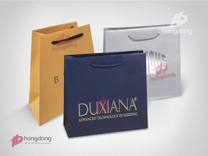 In túi giấy cho shop thời trang cần lưu ý những gì?