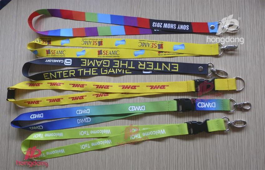 In dây đeo thẻ cao cấp tại Hồng Đăng