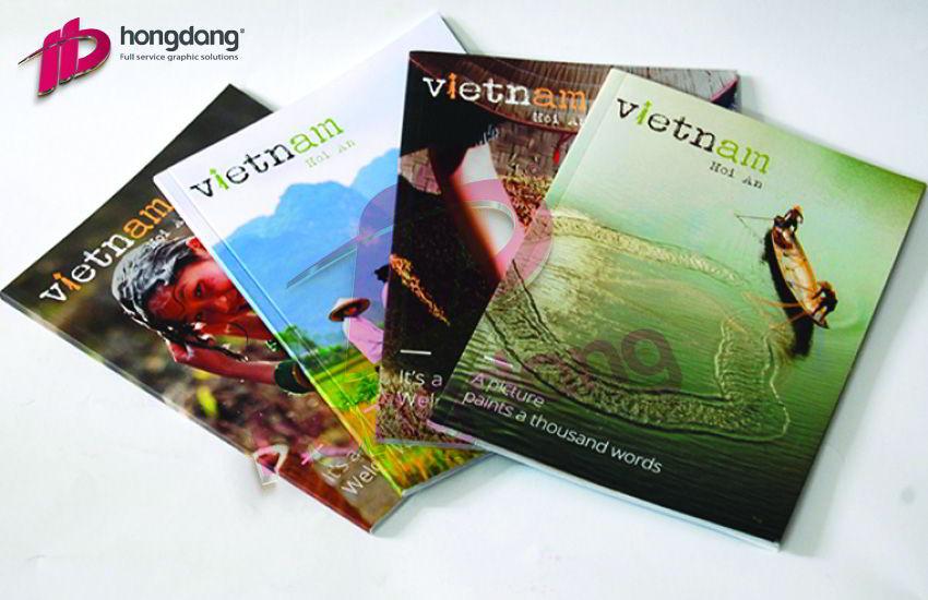 Những mẫu thiết kế catalogue du lịch đẹp mê li