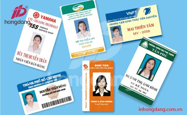 Làm thẻ nhựa giá rẻ tại Hà Nội ở đâu uy tín nhất