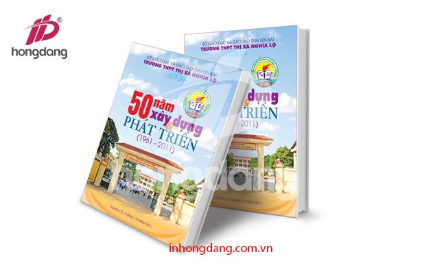 Địa chỉ làm kỷ yếu chuyên nghiệp tại Hà Nội