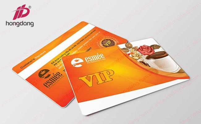 Tiết kiệm chi phí khi in thẻ nhựa tại Hồng Đăng