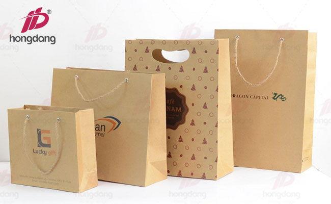 In túi giấy tái chế giá rẻ - Tại sao không?