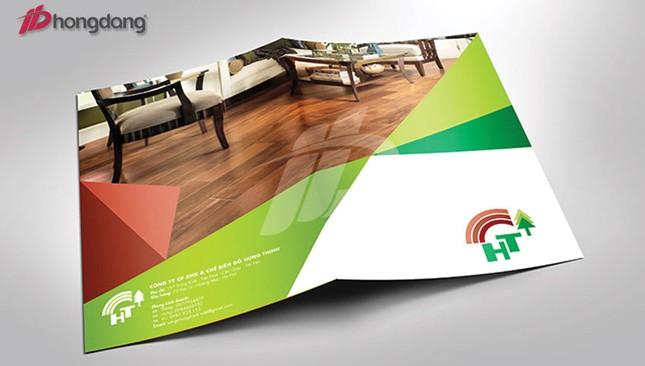 In catalogue chất lượng cao, giá rẻ tại In Hồng Đăng
