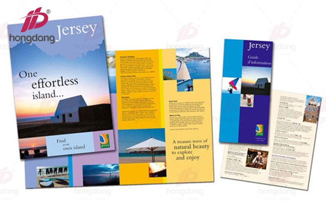Những lưu ý không nên bỏ qua khi thiết kế in catalogue du lịch chuyên nghiệp