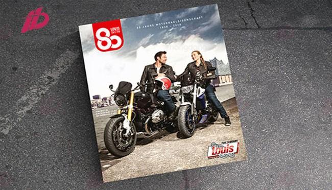 Những thông tin về thiết kế in catalogue xe máy