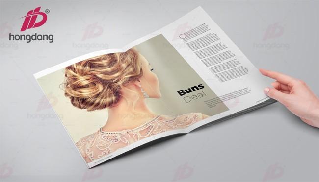 In catalogue salon tóc đẹp đầy ấn tượng