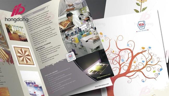 Nhận thiết kế và in ấn catalogue chuyên nghiệp theo yêu cầu