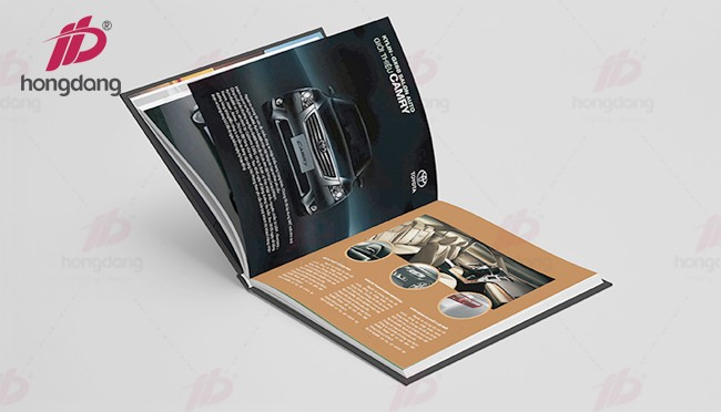 Những điều cần lưu ý khi làm mẫu hợp đồng thiết kế catalogue cho các công ty