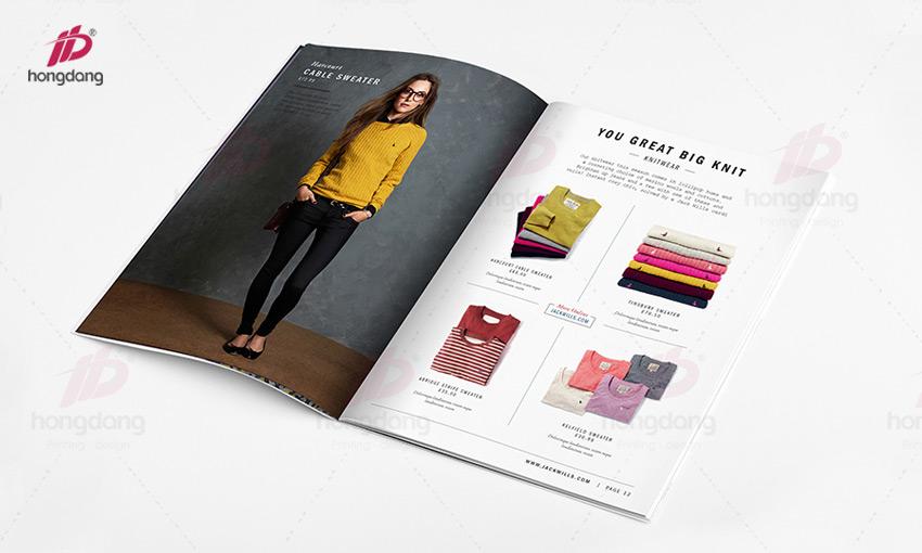 In catalogue giới thiệu công ty doanh nghiệp