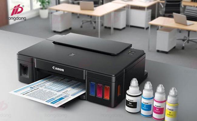 Công nghệ in thẻ nhựa bằng máy in phun