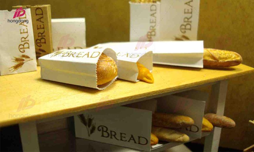 Mở rộng kinh doanh với túi giấy đựng bánh mỳ