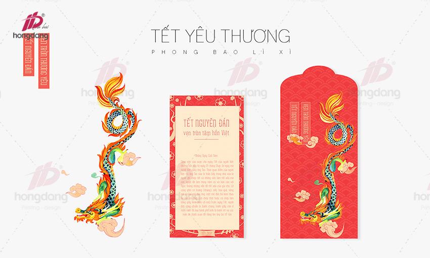 Những tiêu chí in lì xì tết giá rẻ tại Hà Nội
