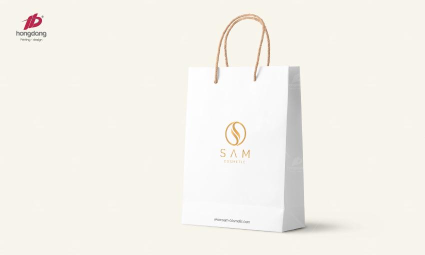 Giá in túi giấy chất lượng tại Hà Nội