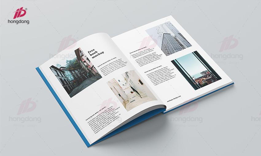 Làm sao để in được cuốn catalogue đẹp?