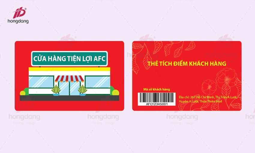 Giá in thẻ nhựa khách hàng ở đâu tốt nhất