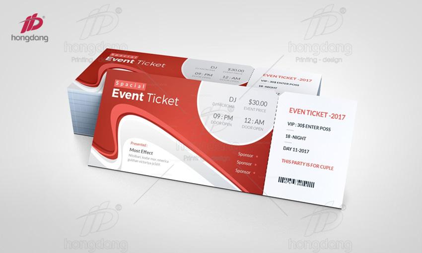 Làm thế nào có được tấm vé sự kiện nổi bật