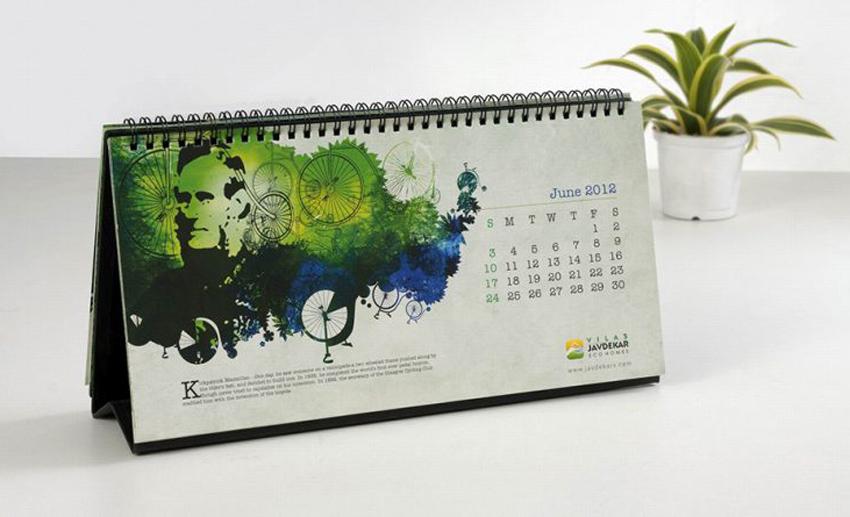 In ấn lịch Tết tại Quận Ba Đình