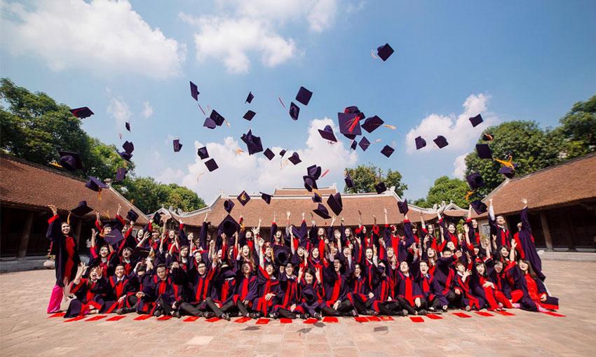 Thời gian chụp ảnh kỷ yếu đại học đẹp nhất