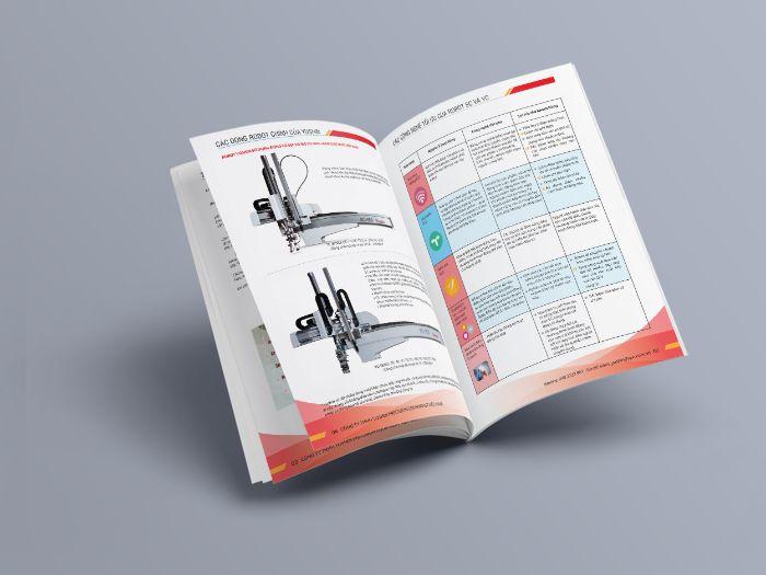 Bật mí 6 mẫu catalogue thiết bị điện cực kỳ độc đáo