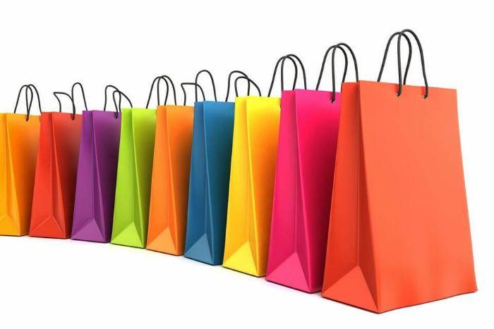 Top 6 mẫu túi giấy màu trơn giá rẻ